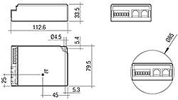 Einbau-LED-Treiber