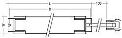 Image 1 : barrette (accu)