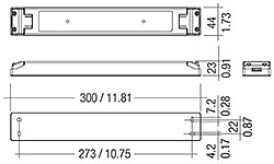 LCU 100W 12V SR TOP