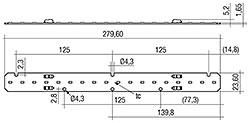 LLE G1 24x280 mm 1250 lm ADV-SE