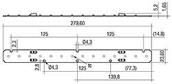 LLE G1 24x280 mm 650 lm ADV-SE