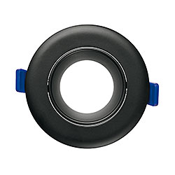 ACS TRIM RING SWIVEL 75mm BK 30°